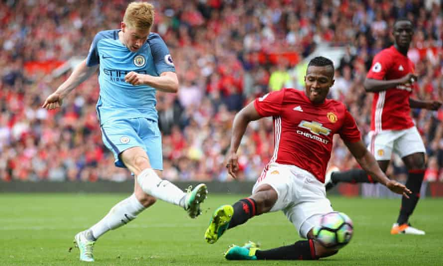Manchester City and Manchester United will meet at Old Trafford for the second time this season.