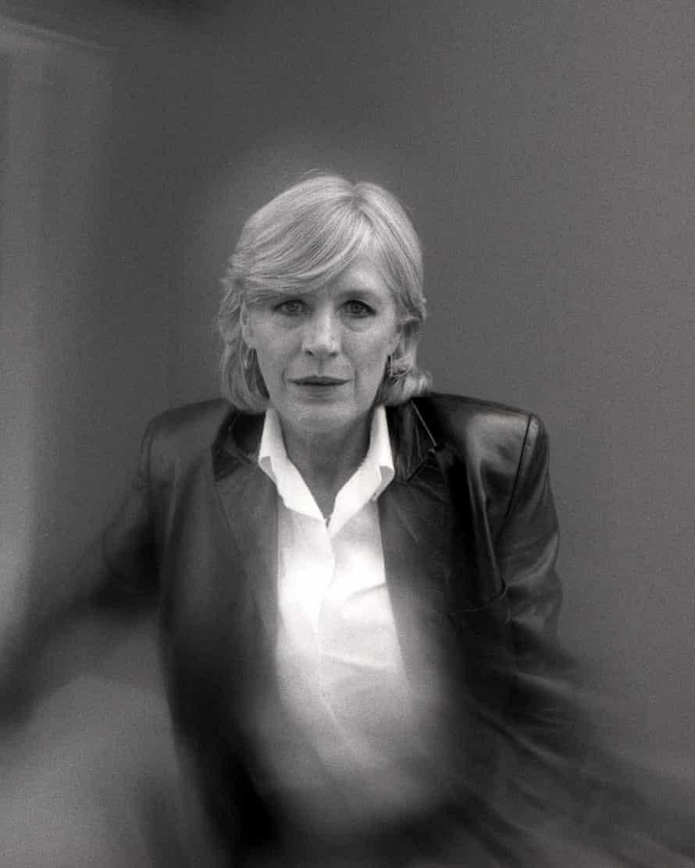 Marianne Faithfull in Bondi, 1995.