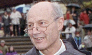 Peter Ball, pictured in 1992.