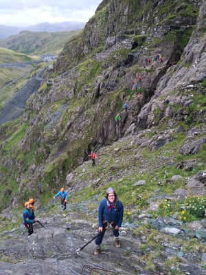 """Honister Mines""""I recently took part in the Via Ferrata Xtreme with my wife and seven other friends in the heart of the Lake District."""""""