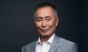 George Takei: 'I got a phone call from JJ's office asking me to have breakfast with him. I thought: Hmm, maybe a cameo for Sulu ...?'
