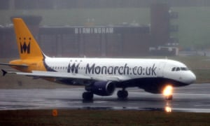 Monarch Airline collapsed into administration