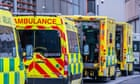 Almost 30% of Covid patients in England readmitted to hospital after discharge – study