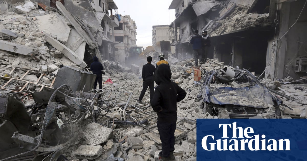 Rights groups in Russia condemn Moscow's role in Syria war crimes