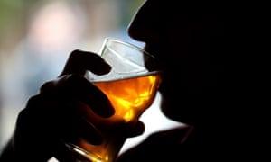 A beer drinker