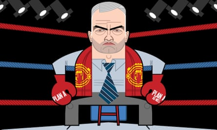 José Mourinho may be more Floyd Mayweather than Roberto Durán, but his approach has its own kind of poetry.