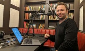 Ben Luke, presenter of The Art Newspaper Podcast