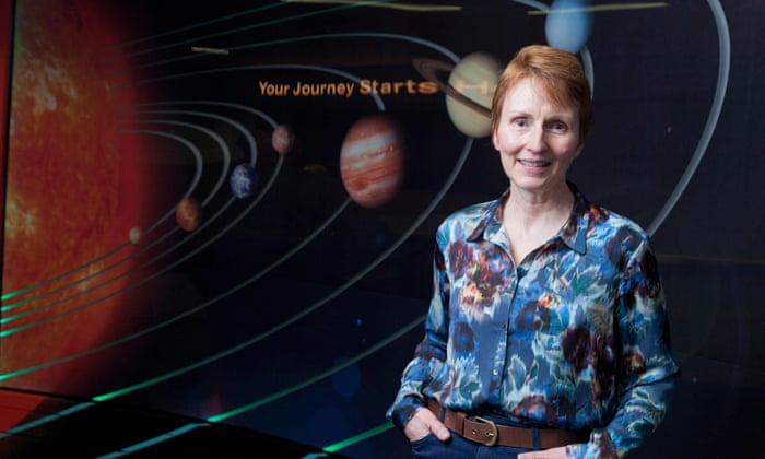 Helen Sharman, first Briton in space, backs manned mission to Mars
