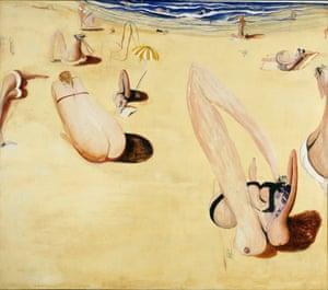 Balmoral (1975-1978) by Brett Whiteley