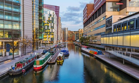Pushing the boater out: London's property crisis spreads to the water