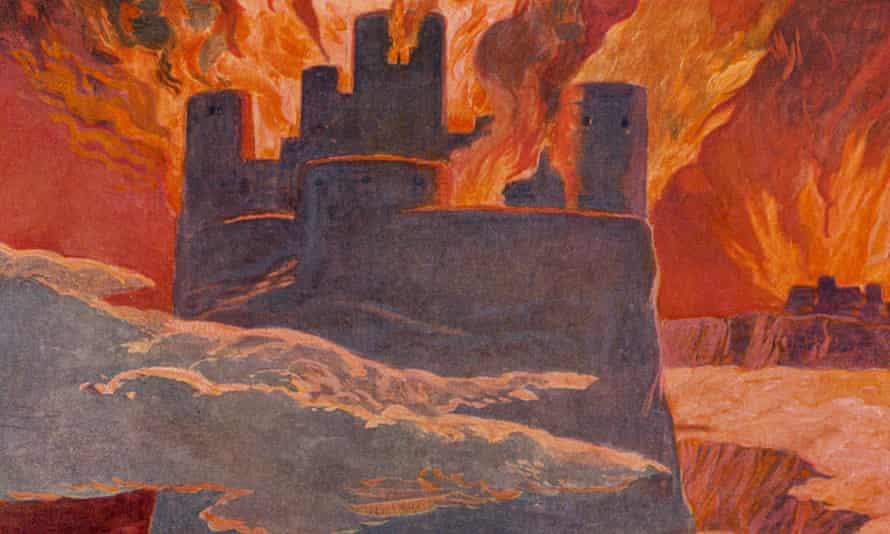 Asgard fortress