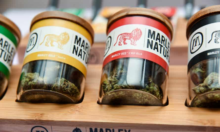 """Marley Naturals, funded by a Seattle private equity firm, faced criticism for appropriating Rastafarian culture saying it's a """"brand based on the life and legacy of Bob Marley."""""""