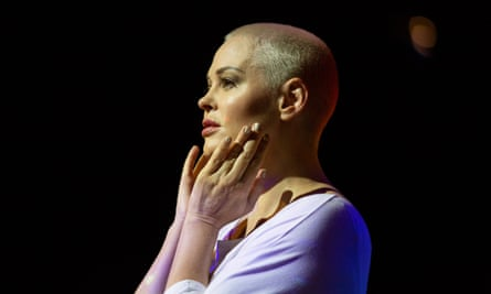 Rose McGowan's lawyers described a 'sprawling smear campaign' against her.