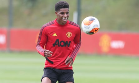 Marcus Rashford's pursuit of the cause was so compelling because it clearly derives from his own experiences.