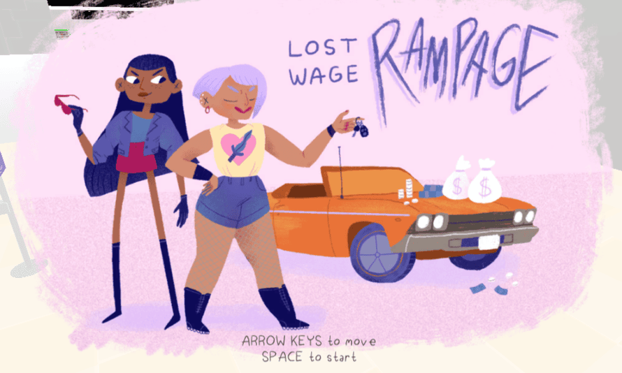Lost Wage Rampage