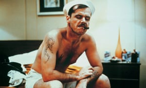 Jack Nicholson in The Last Detail (1973)