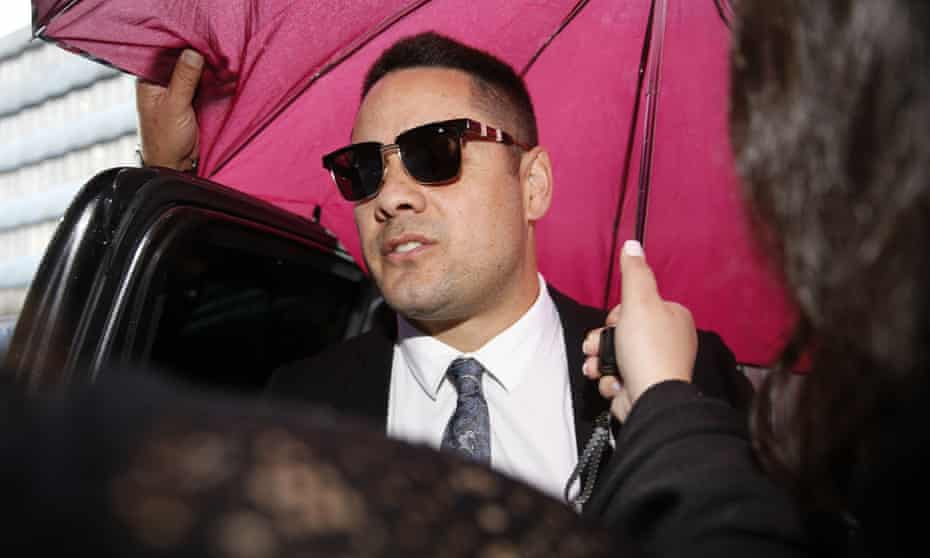 Former NRL star Jarryd Hayne was convicted of sexual assault in March. He is appealing that conviction.