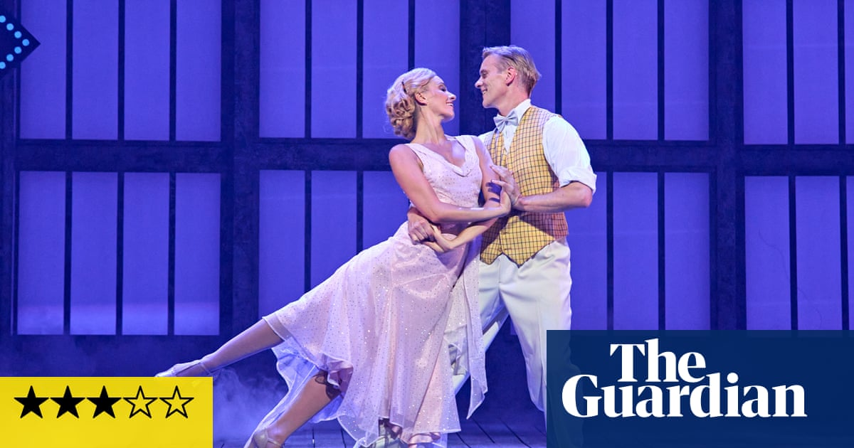 Singin' in the Rain review – a starry musical charm offensive