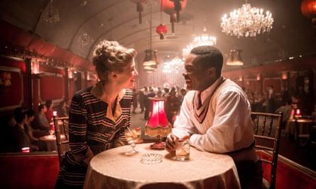 True romance≥ Rosamund Pike and David Oyelowo in A United Kingdom.