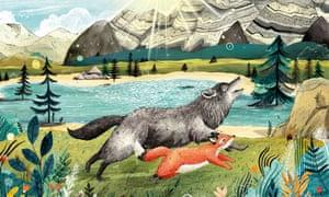 Sandra Dieckmann's Waiting for Wolf.