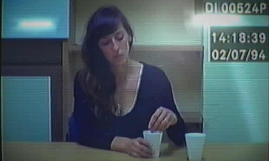 A still from Her Story, by Sam Barlow.