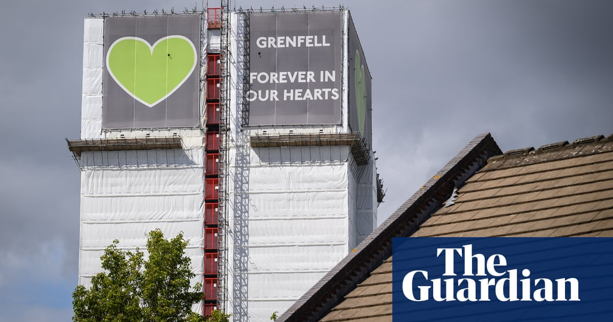 Grenfell: councillor was told about cheaper cladding plan before fire
