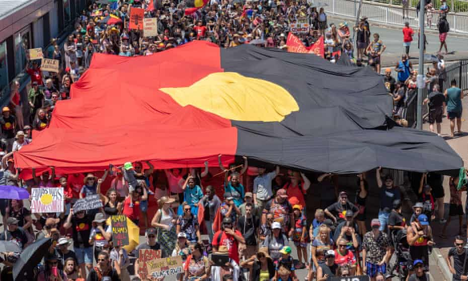 """Things are getting worse, not better for most Indigenous Australians, and 2017 was """"particularly dismal"""" for Indigenous peoples' rights."""