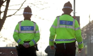 The five men were convicted of a total of 34 offences after they were investigated by officers from Operation Pallial.