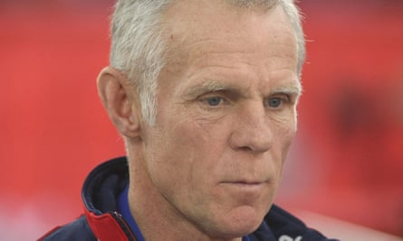 Shane Sutton, British Cycling's former technical director