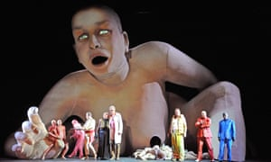 English National Opera's 2009 production of Le Grand Macabre