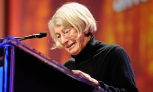 Mary Oliver in 2010