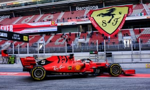 Sebastian Vettel faces a threat to his Ferrari hegemony from Charles Leclerc and he is unlikely to react well if his new teammate has too much speed for him.