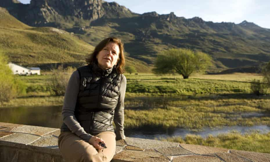 Kris McDivitt Tompkins in southern Chile in 2006.