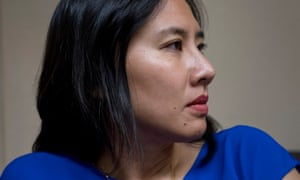Celeste Ng … 'I have an interest in the outsider.'