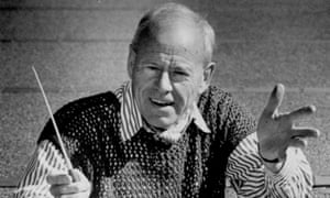 Gerald English in 1990, when he was working as an educator and performing in Australia.