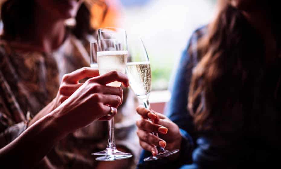Not keen on champers? Don't let that burst your bubble.
