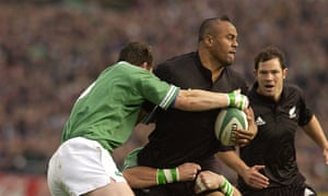 'While Lomu the symbol and Lomu the person were often difficult men to reconcile, both were irresistible.'