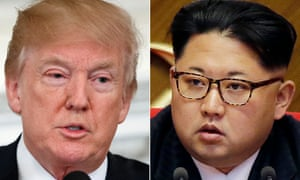 Donald Trump has said that his summit with Kim Jong-un, if it happens, will take place in early June or slightly earlier.