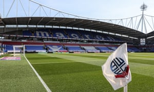 Bolton's home game with Brentford which was called off last week has now been awarded to the away team.