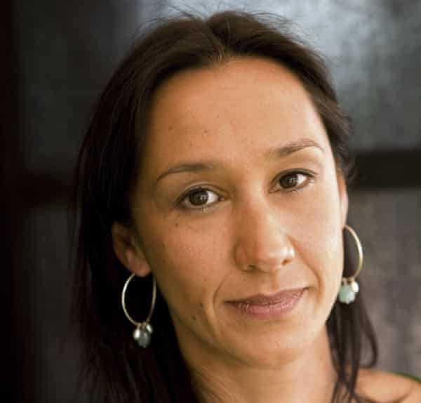 The author Monica Ali