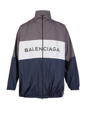 Colour block, £775, Balenciaga, matchesfashion.com