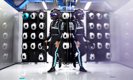 Lewis Hamilton to enter his own team in new Extreme E all-electric racing series