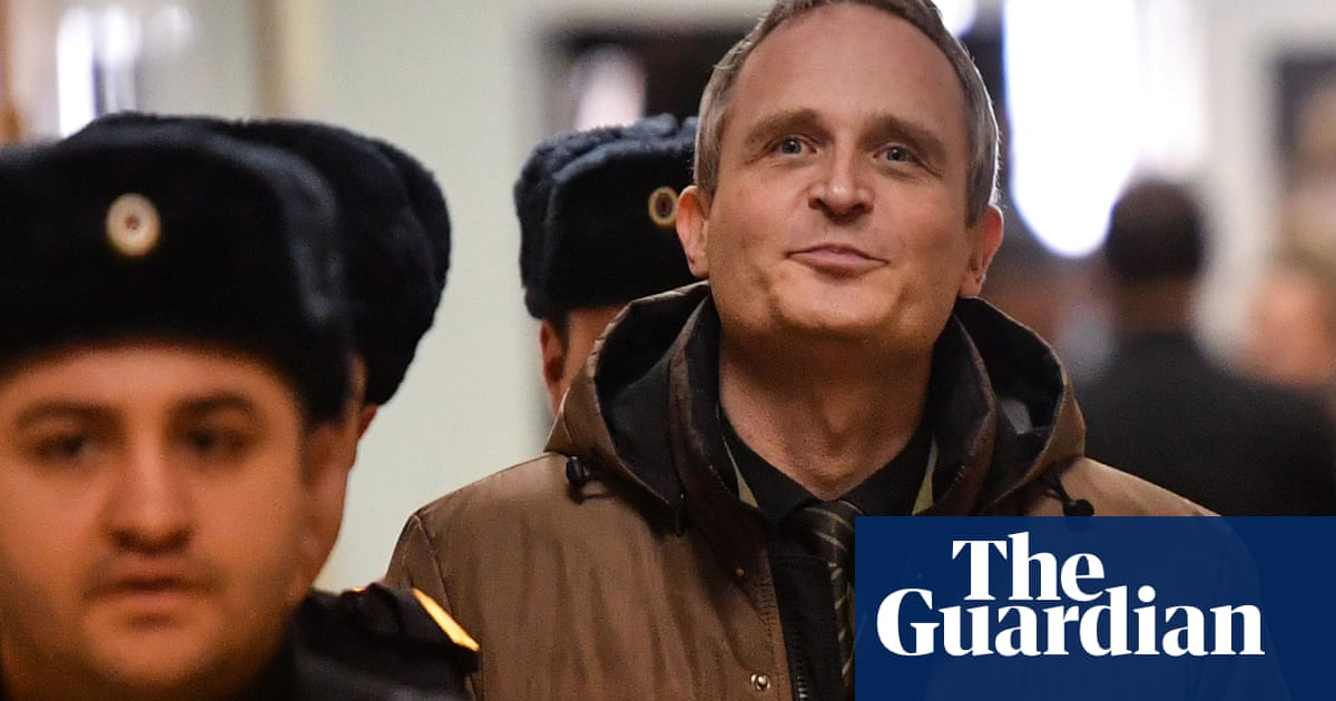 Russian jailing of Jehovah's Witness raises persecution fears