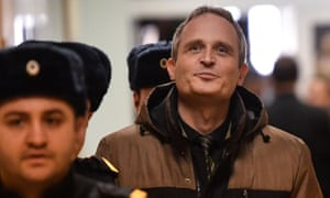 Russian jailing of Jehovah's Witness raises persecution