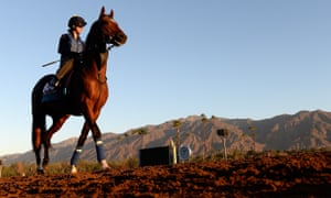 Santa Anita has come under scrutiny in the last few years.