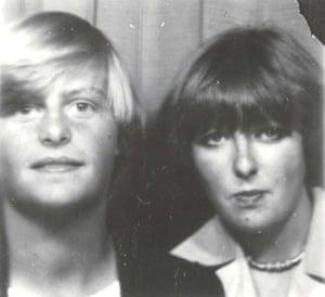 Helen Scott (left) and Christine Eadie, both 17, who were murdered in 1977 in Edinburgh .