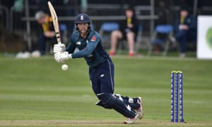 Ben Foakes struck an unbeaten 61 from 76 balls to help guide England to victory after a strong early bowling performance from Ireland.