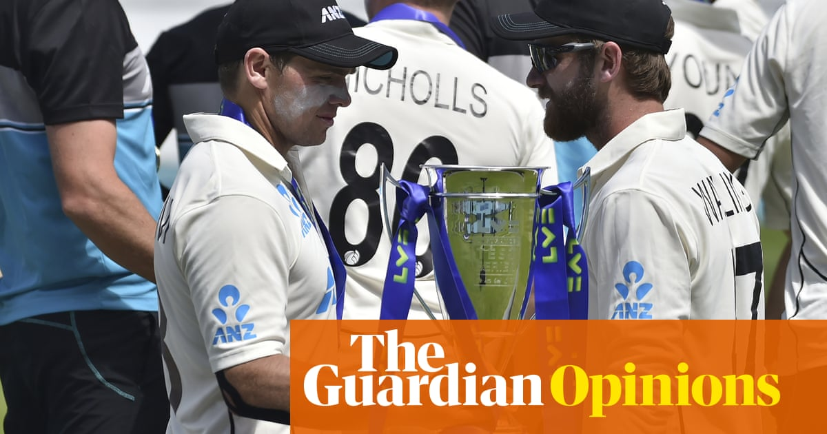 England left trailing on and off pitch by clear-thinking New Zealand   Andy Bull