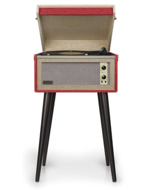 The Crosley generation: the record player that has the kids in a