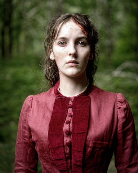 Ann Skelly as Beth Winters.
